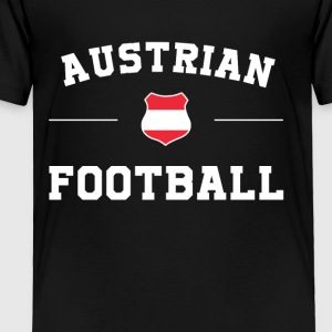 Austria Football Shirt - Austria Soccer Jersey - Toddler Premium T-Shirt