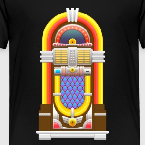 jukebox - Toddler Premium T-Shirt