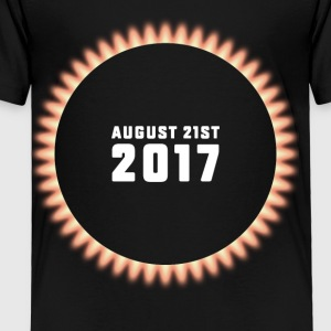 Total Solar Eclipse on 08/21/2017 USA - Toddler Premium T-Shirt
