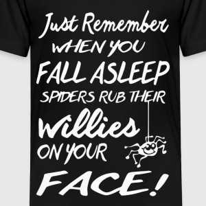 SPIDER rude - Toddler Premium T-Shirt