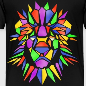 The Lion of Peace - Toddler Premium T-Shirt