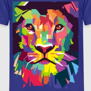 lion - Toddler Premium T-Shirt