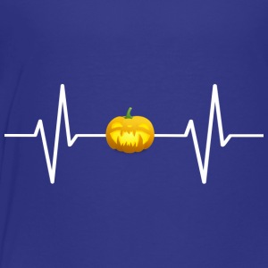 My heart beats for Halloween! gift - Toddler Premium T-Shirt
