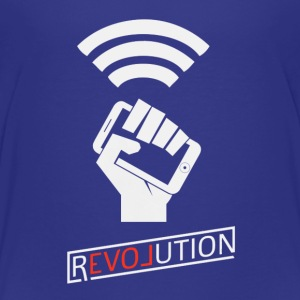 WiFi Revolution - Toddler Premium T-Shirt