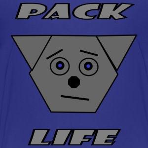 pack life - Toddler Premium T-Shirt