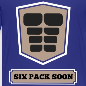 Six Pack Soon - Toddler Premium T-Shirt