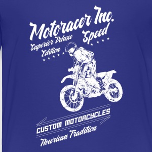 Motoracer inc superior deluxe edition speed - Toddler Premium T-Shirt