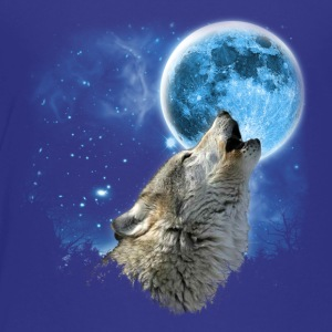Silver Wolfs Skylight - Toddler Premium T-Shirt
