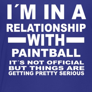 relationship with PAINTBALL - Toddler Premium T-Shirt
