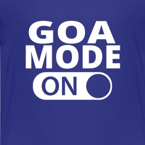 MODE ON GOA - Toddler Premium T-Shirt