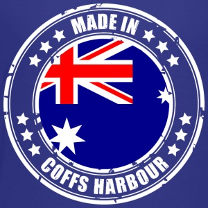 MADE IN COFFS HARBOUR - Toddler Premium T-Shirt