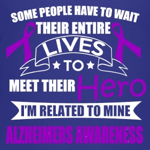 Alzheimers Awareness - Toddler Premium T-Shirt