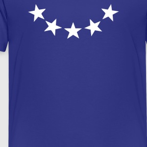 5 Star fashion design sign party gift Army - Toddler Premium T-Shirt