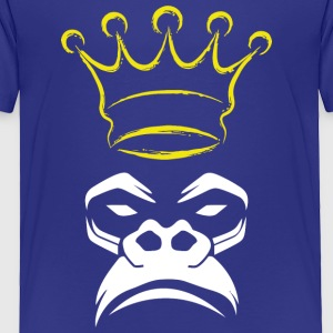 King of Gorillas - Toddler Premium T-Shirt