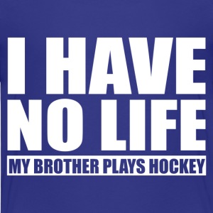 My Brother Plays Hockey
