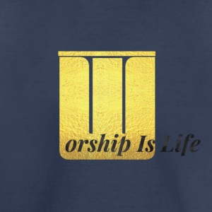 Worship Is Life - Toddler Premium T-Shirt