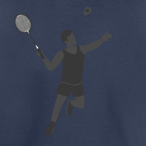 Badminton Player - Toddler Premium T-Shirt
