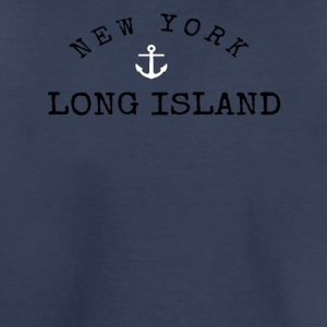 Long Island, New York Anchor - Toddler Premium T-Shirt