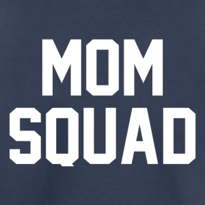 Mom Squad, mom squad shirt, mom squad softball - Toddler Premium T-Shirt
