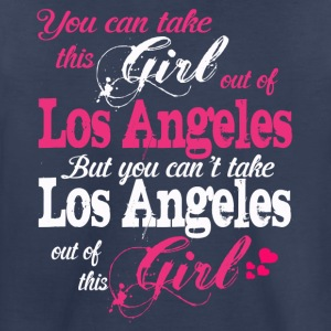 This Girl Love Los Angeles - Toddler Premium T-Shirt