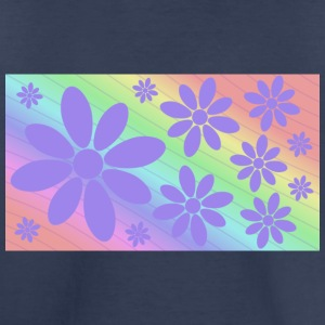 Flowers and colors - Toddler Premium T-Shirt