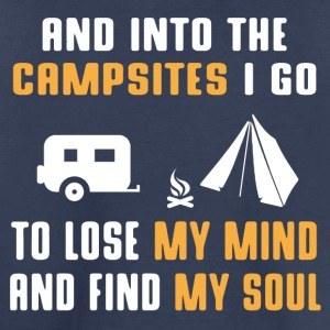 Camping Shirt - Toddler Premium T-Shirt