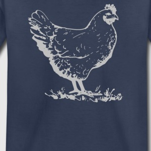 Chicken - Toddler Premium T-Shirt