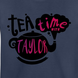 Tea Time with Taylor - Toddler Premium T-Shirt