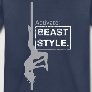 Activate: Beast Style - Toddler Premium T-Shirt