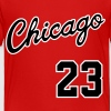 Chicago 23 Script Shirt - Toddler Premium T-Shirt