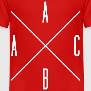 A.C.A.B. - 1312 - All colours are beautiful - Toddler Premium T-Shirt