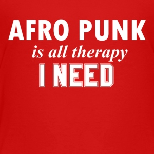 afro punk design - Toddler Premium T-Shirt