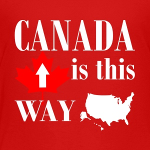 canada design - Toddler Premium T-Shirt