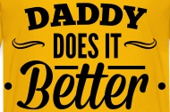 daddy does it best