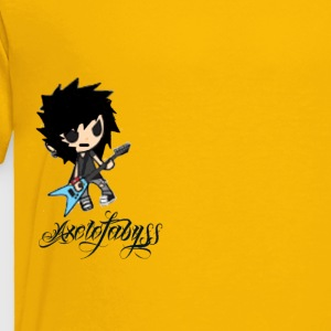 axelofabyss self portrait - Toddler Premium T-Shirt