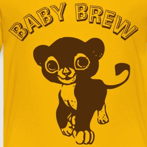 BABY BREW - Toddler Premium T-Shirt