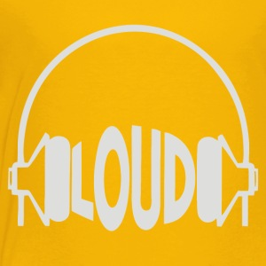 LOUD Records Classic - Toddler Premium T-Shirt