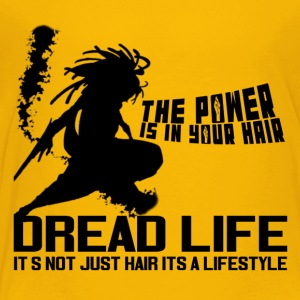 DREAD LIFE - Toddler Premium T-Shirt