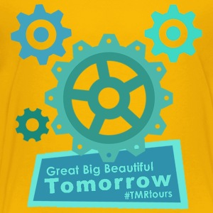 Beautiful Tomorrow - Toddler Premium T-Shirt