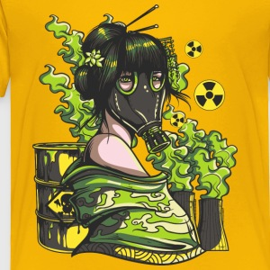 Nuclear mask - Toddler Premium T-Shirt