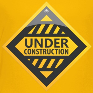 Road_sign_under_construction - Toddler Premium T-Shirt