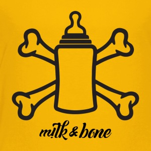 Milk And Bone - Toddler Premium T-Shirt