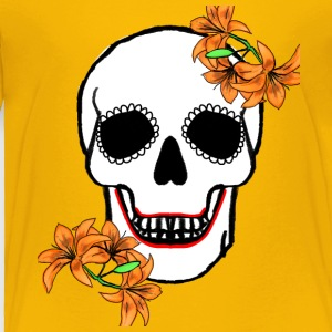 DayoftheDead - Toddler Premium T-Shirt