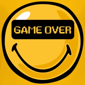 SmileyWorld Game Over Smiley - Toddler Premium T-Shirt
