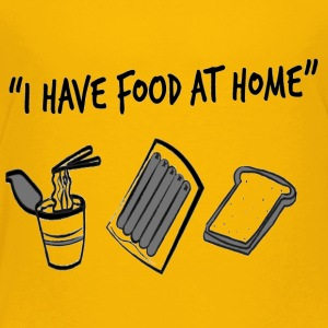 Food AT Home - Toddler Premium T-Shirt