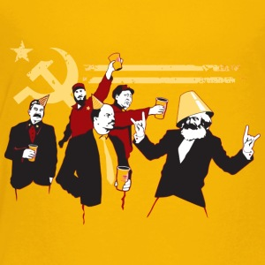 The Communist Party - Toddler Premium T-Shirt