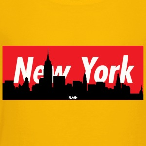 NYC SKYLINE - Toddler Premium T-Shirt