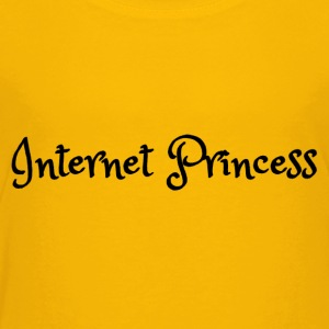 Internet Princess - Toddler Premium T-Shirt