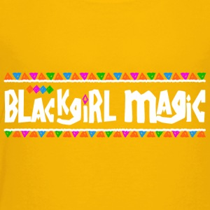 Black Girl Magic - Toddler Premium T-Shirt