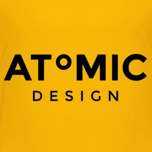 Atomic Design Brand Logo - Toddler Premium T-Shirt